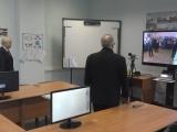 Вручение дипломов повышения квалификации слушателям отдела №56 ОАО «МВЗ им. М.Л. Миля» по направлению «Вертолетостроение»