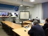 Заключительный в этом году телемост с Белорусской Государственной Академией Авиации