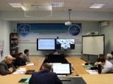 Видеоконферецсвязь с предприятиями АО «НИИЭФА» и АО «НТЦ «ФСК-ЕЭС».