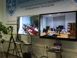 Видеоконференции с корпорацией COMAC г. Шанхай, Китай