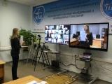 Первый опыт приема иностранных студентов в МАИ, используя телекоммуникационные технологии