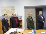 Посещение Ресурсного центра командующим ВДВ В.А. Шамановым