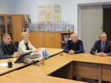 Посещение РЦ НИИТ Абсолютной Чемпионкой мира по высшему пилотажу Светланой Капаниной