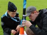 Соревнования по ракетомодельному спорту «Первая модель»