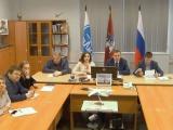 Видеосовещание с Харбинским политехническим университетом