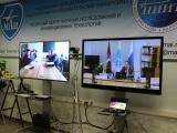 Телемост с Белорусской Государственной Академией Авиации