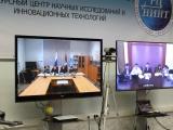Видеосовещания с Шанхайским Университетом Транспортных коммуникаций